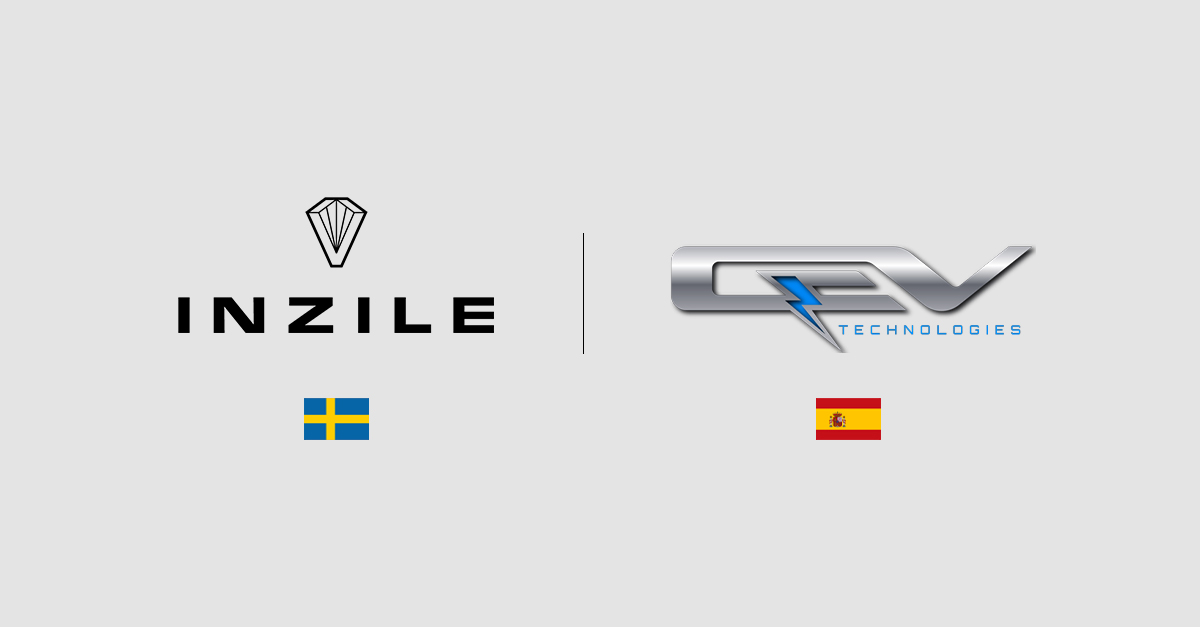 Conditional agreement between Inzile and QEV Tech Holdings