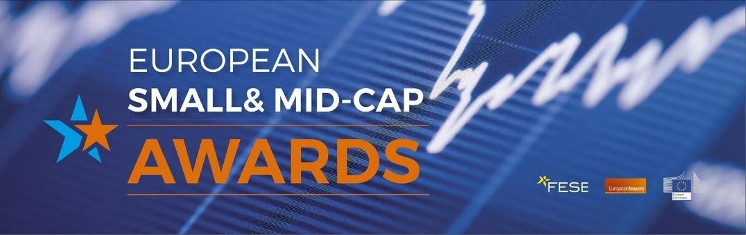 Inzile nominated for a prestigious European Small and Mid-Cap Award 2021 in the Star of Innovation category.